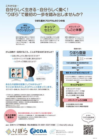 りぼらプログラム詳細